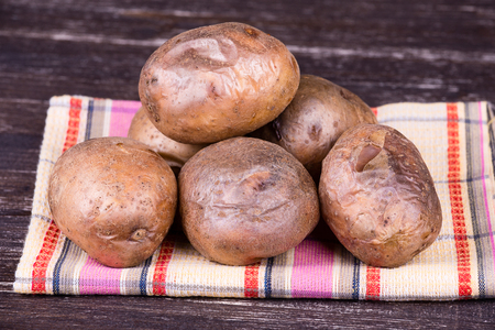 jacket potato: Ukrainian national dish is baked potatoes