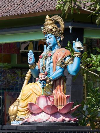 sanctity: Shiva statue, hindu idol in Ubud, Bali, Indonesia