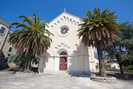 archangel: Orthodox Church of Archangel Michael in Herceg Novi, Montenegro