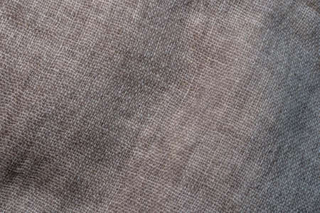 Crumpled textile texture as a background. Natural fabric linen texture for design. Close up