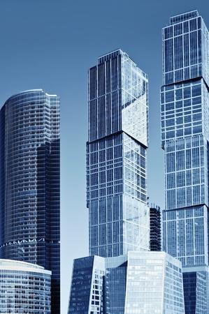 rascacielos: modernos rascacielos