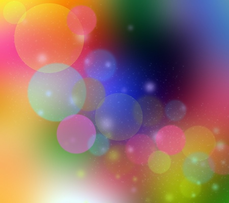 Color background with stars and patches of light Stock Photo - 11013148