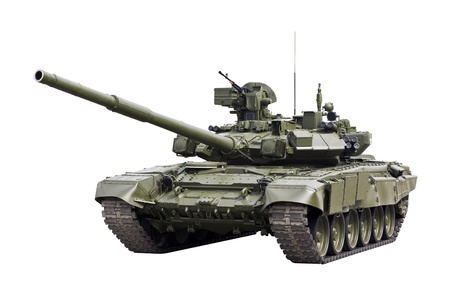 T-90S Main Battle Tank, Russia