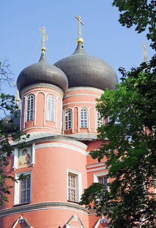 scrying: Great Cathedral of the Don Mother of God Donskoy