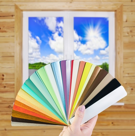 choice of blinds for windows Stock Photo - 11484300