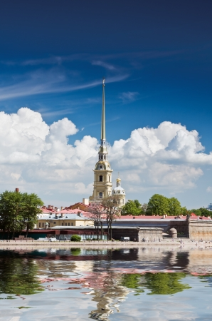Peter and Paul Fortress, Saint Petersburg, Russia  photo