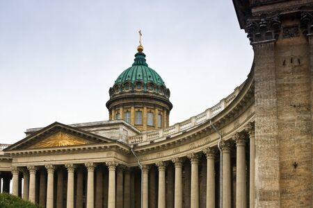 st  petersburg: Kazan Cathedral, St. Petersburg, Russia