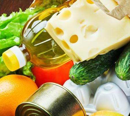 Fresh food for health and longevity Stock Photo - 15988831