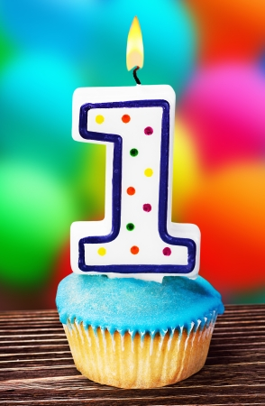 first day: celebration of the first year either for a birthday or other event