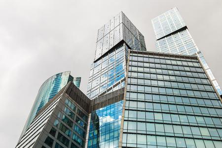 international business center: skyscrapers Moscow International Business Center Moscow-City
