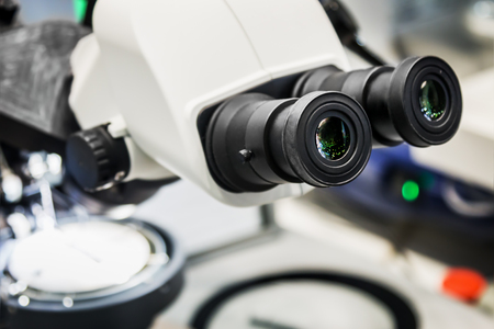 modern digital microscopes are designed to obtain enlarged images, measure objects or details of the structure, invisible or poorly visible to the naked eye.