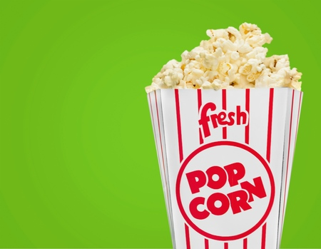 concession: Popcorn, Concession Stand, Food.