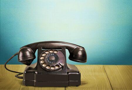 Telephone, Retro Revival, Old-fashioned.
