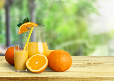 Juice, Orange, Vitamin C.
