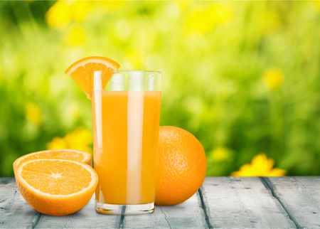 verre de jus d orange: Jus d'orange, jus de fruits, Orange.