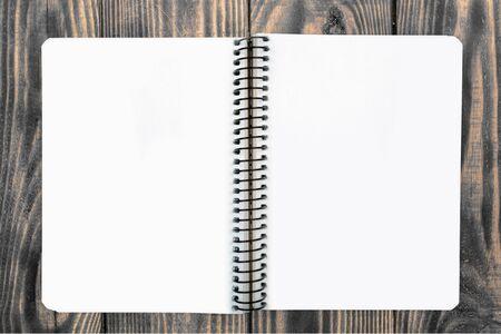Spiral, Spiral Notebook, Book.