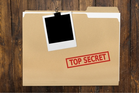 Top Secret, Secrecy, File.