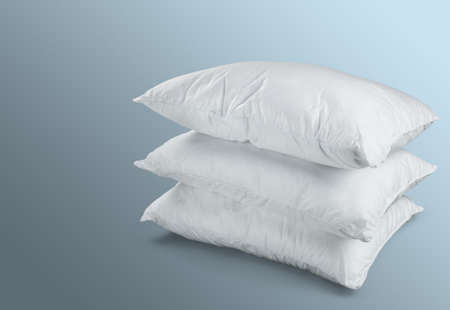 bedding: Pillow, White, Bedding.