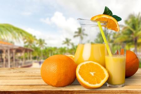 ジュース、オレンジ、ビタミン c