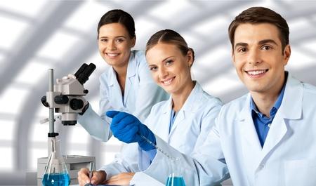 chemist: Laboratory, Chemistry, Chemist.