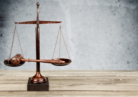 legal scales: Law, Legal System, Scales of Justice.