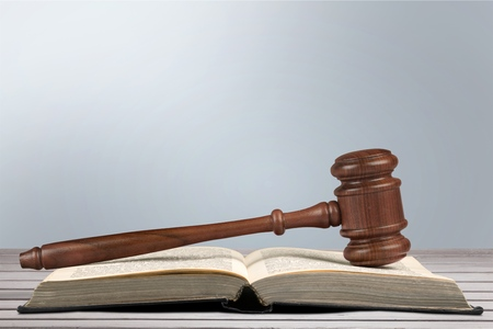 civil law: Law, Book, Gavel.