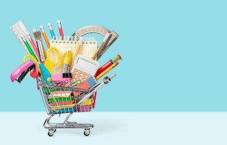 Onderwijs, Back to School, Shopping.