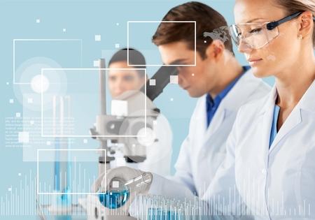examenes de laboratorio: Laboratorio, Científico, Investigación.