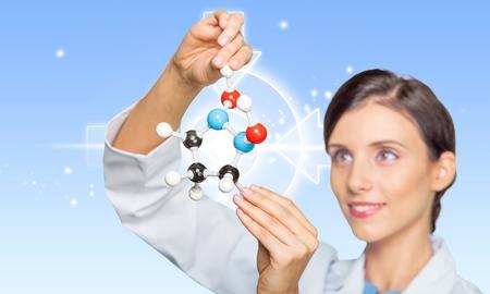 szakvélemény: Labor, Kémia, Szakértelem. Stock fotó