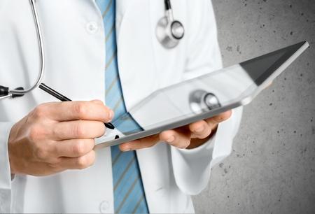 information medium: Doctor, Healthcare And Medicine, Note Pad.