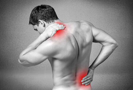 dolor muscular: El dolor, doloroso, doloroso.