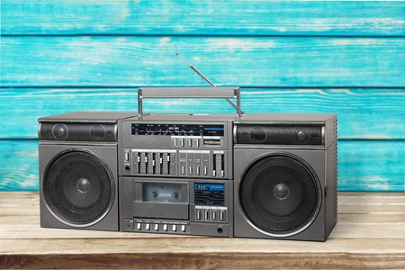 bakelite: Radio, Old, Retro Revival.