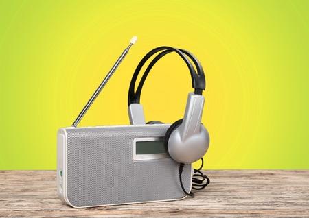 radio frequency: Radio, rap, stereo.