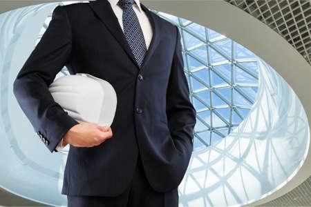 indenture: Engineering, engineer, industrial. Stock Photo