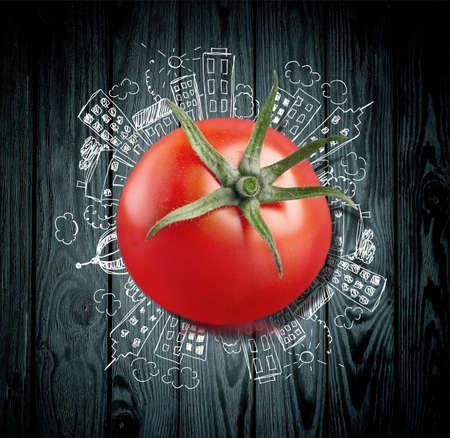 tomatos: Diet, concept, tomatos.
