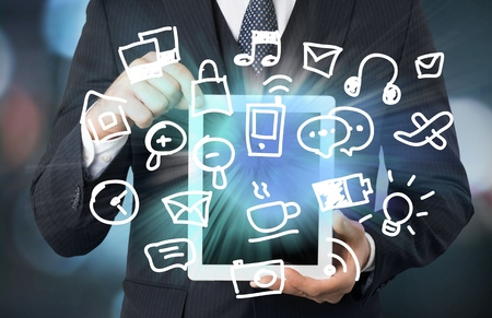 stockholder: Business, graphic, room.