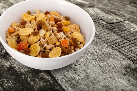 cereal bowl: Cereal, Bowl, Breakfast.