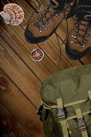 outdoor pursuit: Hiking, Camping, Map.