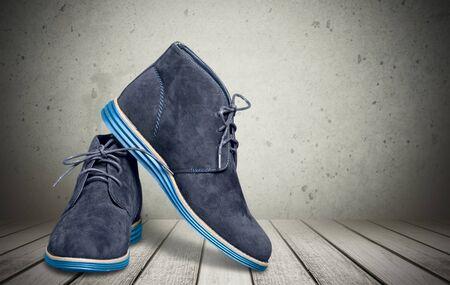 Calzado, Zapato de salón, Azul.