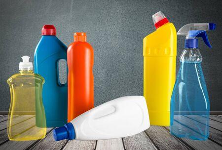 lavar platos: Limpieza del producto, Art�culos de limpieza, detergente lavavajillas. Foto de archivo