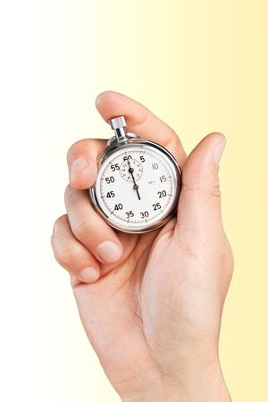 Time, clocking, clock. Reklamní fotografie