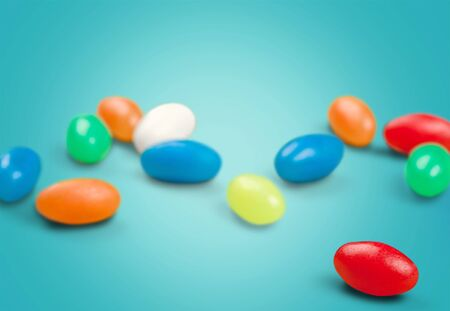 jellybean: Candy, Jellybean, Standing Out From The Crowd.