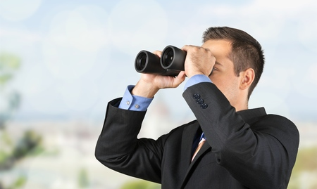 Binoculars, Business, The Way Forward.