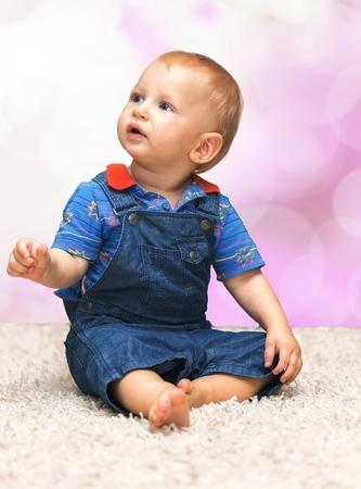 Baby, Baby Meisjes, Kind. Stockfoto
