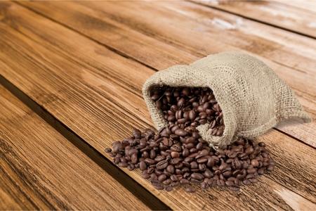 large bean: Coffee Bean, Sack, Burlap.