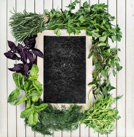 Herbs, plant, marjoram.