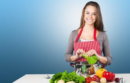Koken, Vrouwen, Keuken.