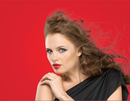 人間の髪の毛: 髪の毛、ヘアスタイル、ファッション モデル。