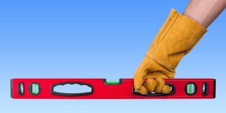 work tool: Level, Work Tool, Construction.