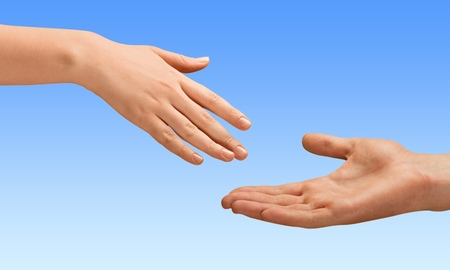 hand touch: Human Hand, Assistance, A Helping Hand.